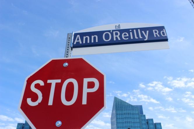 Ann O'Reilly Road, Toronto, Ontario, Canada